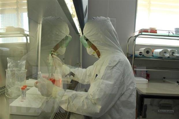 新冠肺炎疫情:越南共有6家单位获准进行新冠病毒检测 hinh anh 1