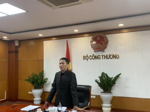 工贸部长陈俊英:加强宣传工作 主动把握EVFTA带来的机遇 hinh anh 1