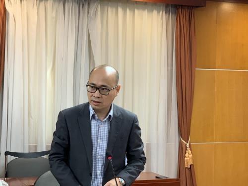 工贸部长陈俊英:加强宣传工作 主动把握EVFTA带来的机遇 hinh anh 2