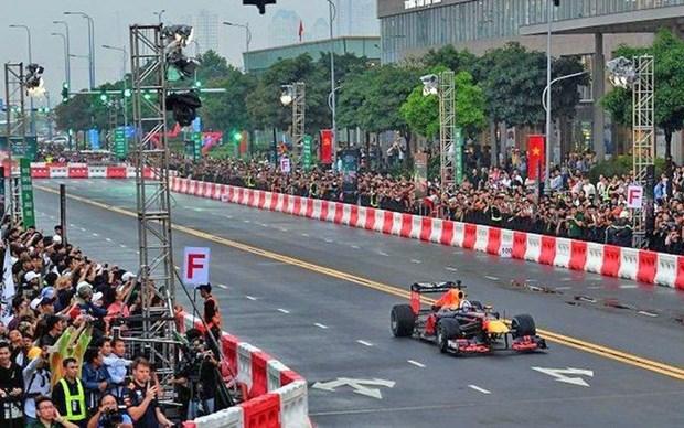 世界一级方程式赛车越南站比赛时间或将延后 hinh anh 1
