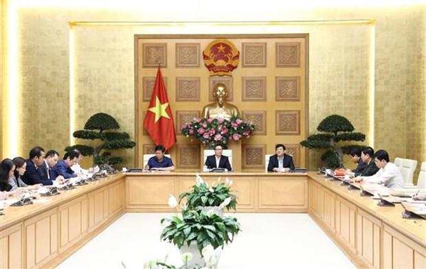 新冠肺炎疫情:越南将从2月29日0时起暂停对韩国公民的免签政策 hinh anh 2