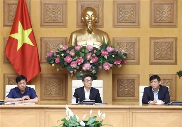 新冠肺炎疫情:越南将从2月29日0时起暂停对韩国公民的免签政策 hinh anh 1
