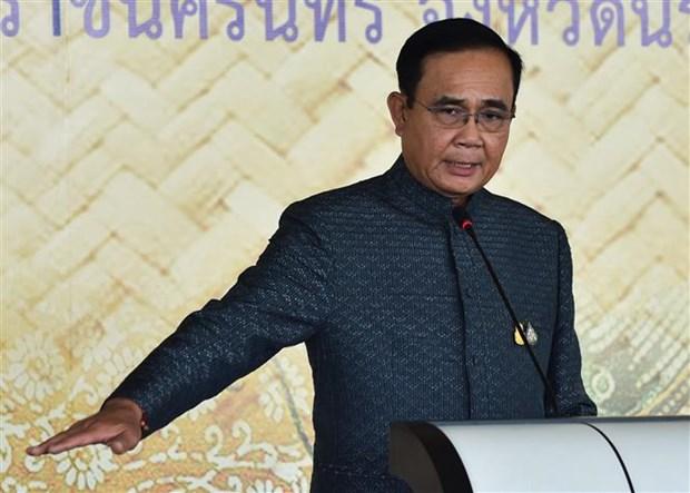 泰国总理巴育在众议院不信任投票中过关 hinh anh 1