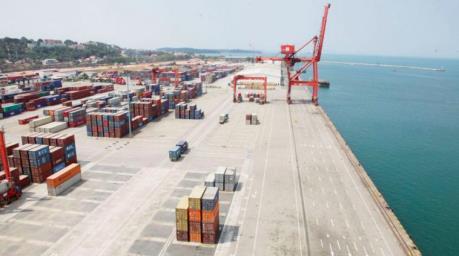 柬埔寨即将在西哈努克省建设新深水港 hinh anh 1