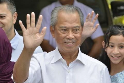 马来西亚产生新总理 hinh anh 1