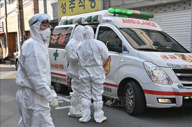 韩国证实在大邱市的越南公民确诊新冠肺炎的信息 hinh anh 1