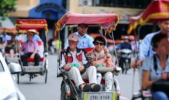 越南接待国际游客人数创近4年来新低 hinh anh 1