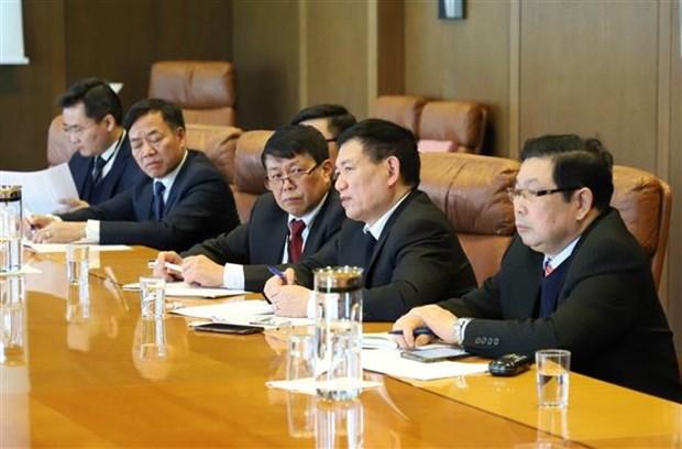 越南审计署与德国国际合作署加强合作 hinh anh 2