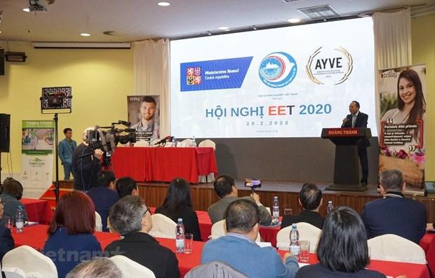 捷克副总理高度评价越南企业的法律意识 hinh anh 1