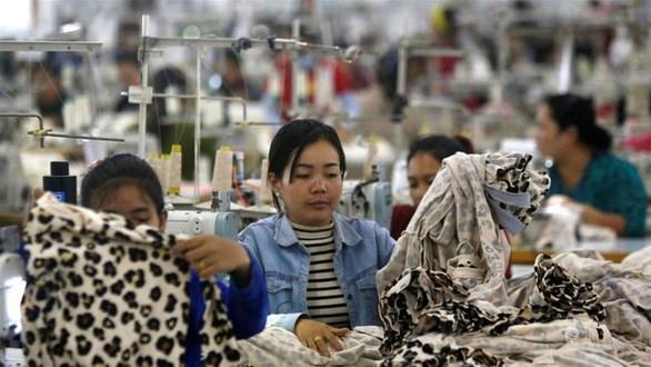 中国有可能优先向柬埔寨供应纺织原材料 hinh anh 1