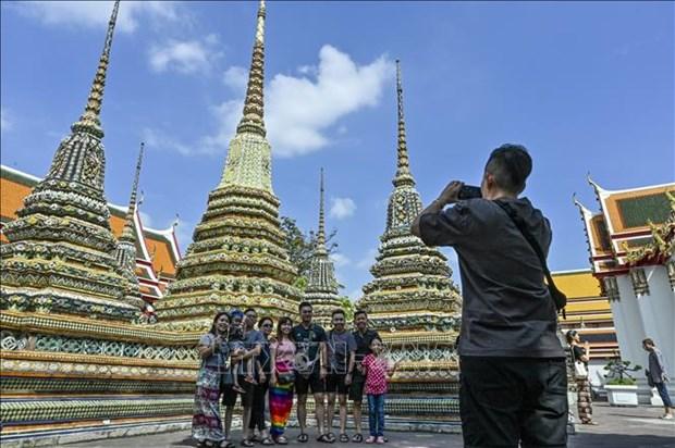 泰国旅游业受到新冠肺炎疫情严重冲击 hinh anh 1