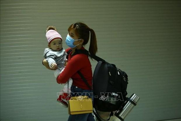 新冠肺炎疫情:从武汉回国的30名越南人已出院 hinh anh 1