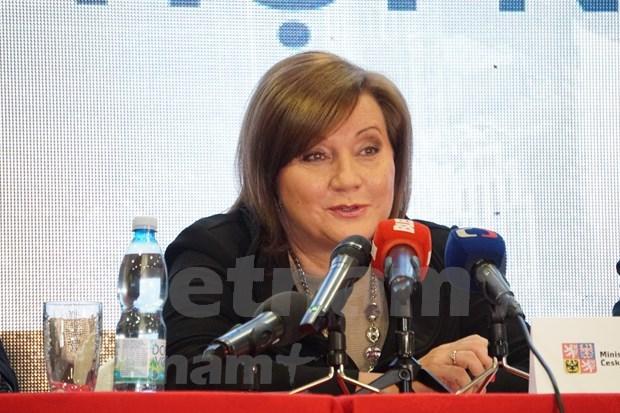 捷克副总理高度评价越南企业的法律意识 hinh anh 2