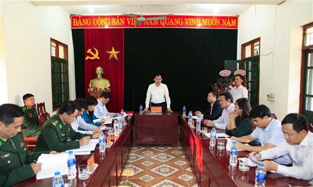 越南奠边省与中老泰各边境省份的关系不断得到加强 hinh anh 2