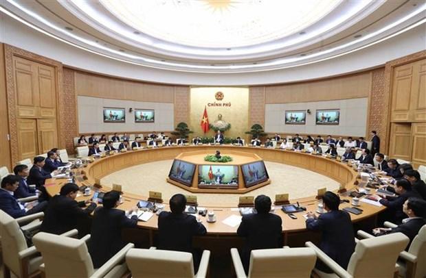 阮春福总理:越南经济社会在困境中依然保持稳定 hinh anh 2