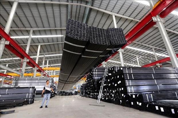 越南建议满足豁免规定条件要求的铝材和钢材出口企业考虑提出豁免请求 hinh anh 1