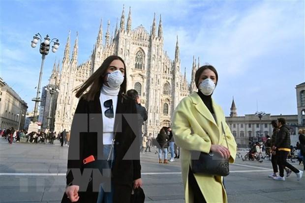 新冠肺炎疫情:越南暂停对意大利公民的免签政策 hinh anh 1