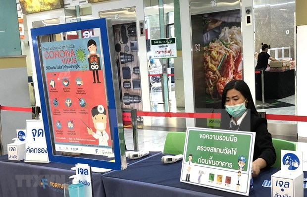 新冠肺炎疫情:越南驻泰大使馆建议旅泰越南公民主动做好疫情防控措施 hinh anh 1