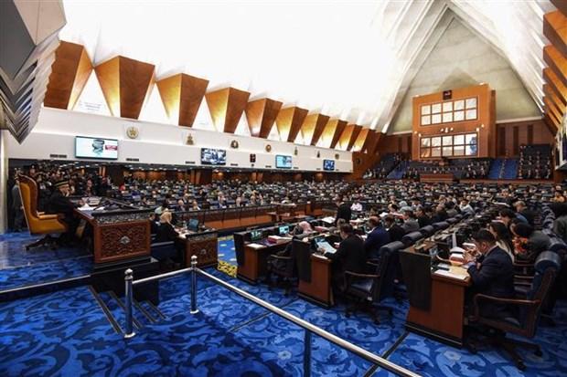 马来西亚国会会议将推迟至5月18日 hinh anh 1