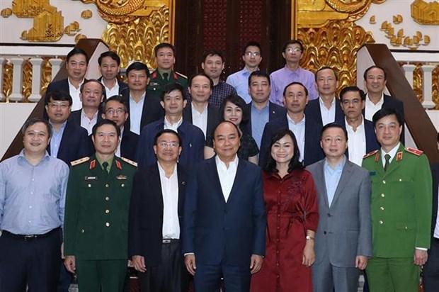 政府总理阮春福:河静省需继续集中精力发展工业 做好国防安全保障工作 hinh anh 2