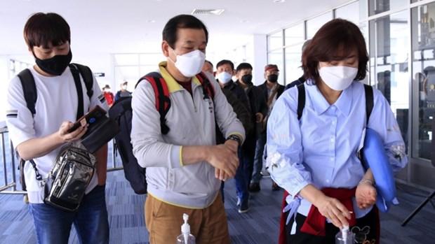 过境越南的一名日本乘客确诊新冠状肺炎 指委会要求尽快确定密切接触人员 hinh anh 1