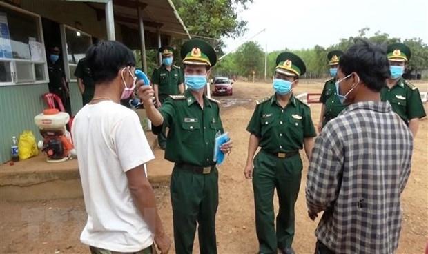 自3月5日起从柬埔寨入境越南的游客务必进行健康申报 hinh anh 1