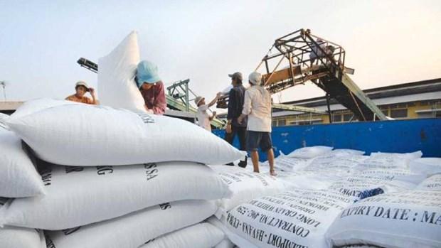 越南大米出口价格猛增 hinh anh 2
