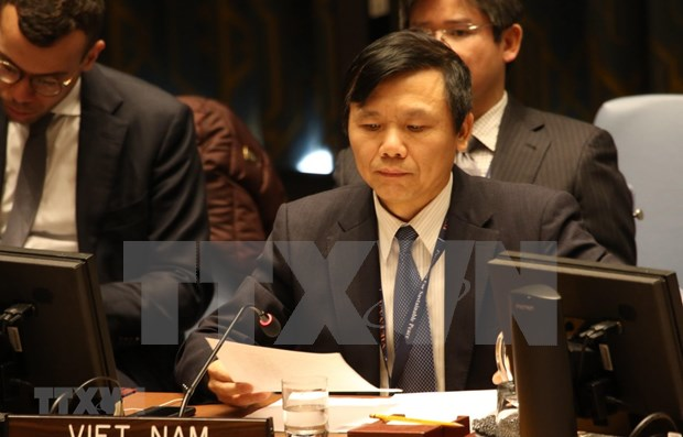 越南呼吁联合国安理会重新评估南苏丹制裁机制 hinh anh 1