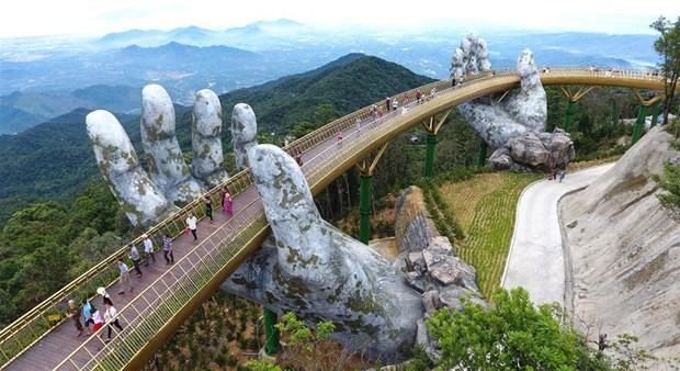 岘港力争成为日本游客亲善、安全和好客的目的地 hinh anh 1