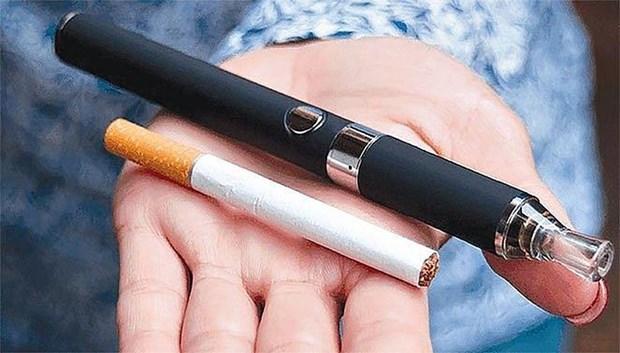越南需要制定新一代烟草产品的管理政策 hinh anh 1