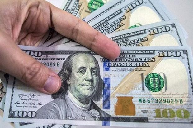 3月6日越盾对美元汇率中间价下调6越盾 hinh anh 1