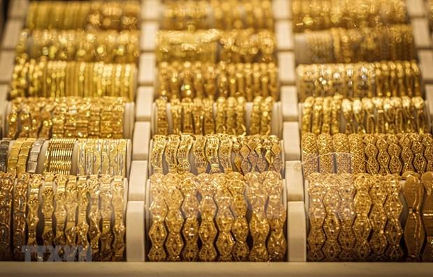 3月6日越南国内黄金价格超过4700万越盾 hinh anh 1