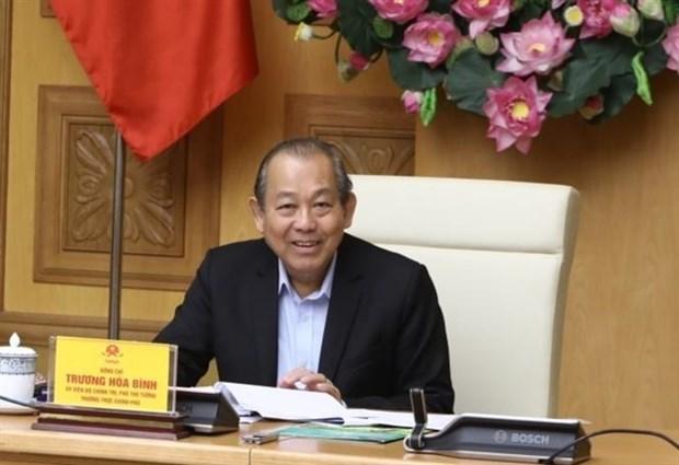 越南优先实施反恐和反恐怖融资等任务 hinh anh 1