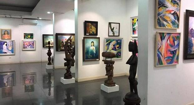 2020年越南美术展将于11月份举行 hinh anh 1