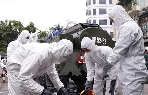 越南第18例新冠肺炎确诊病例曾到访韩国大邱 hinh anh 1