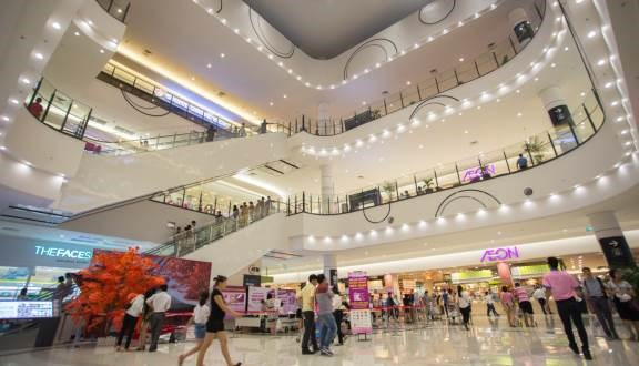 2025年越南将有25家永旺购物中心 hinh anh 1