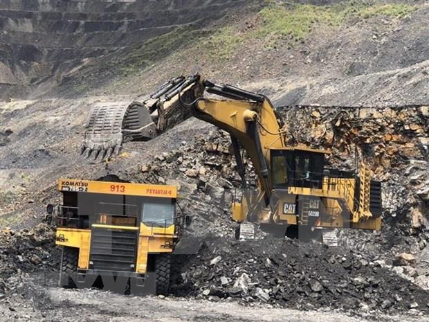 越南煤炭矿产工业集团力争在2020年实现2万亿越盾利润的目标 hinh anh 1