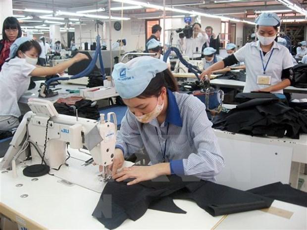 纺织品业与EVFTA:长久的巨大利益 hinh anh 1