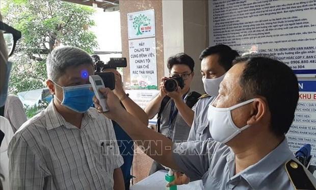 新冠肺炎疫情:越南确认第30例新冠肺炎确诊病例 hinh anh 1