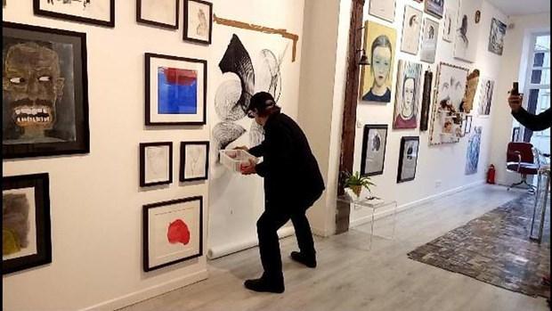法国艺术家雅各布·雷蒙德音画展即将举行 hinh anh 1