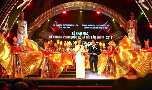 第六届河内国际电影节将于今年第四季度举行 hinh anh 1