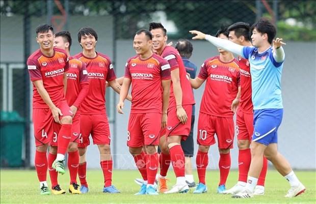 2022年世界杯亚洲区预选赛第二轮:越南国足参加的比赛将推迟举行 hinh anh 1