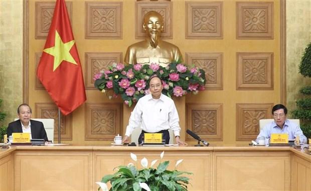 政府总理阮春福:越南具备控制疫情的能力、资源和经验 hinh anh 1