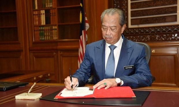 马来西亚公布新内阁名单 hinh anh 1