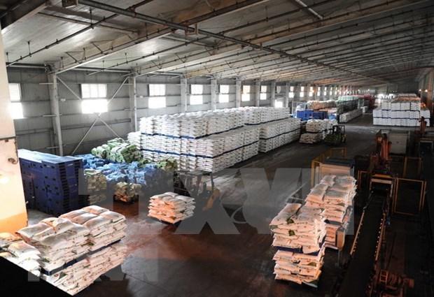 越南工贸部延长对化肥采取临时保障措施关税的时间 hinh anh 1