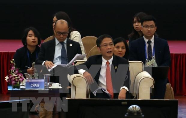 促进贸易便利化 大力吸引东盟投资 hinh anh 1