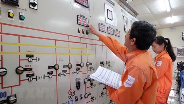 新冠肺炎疫情:北部地区的电力销售量同比增长11% hinh anh 1