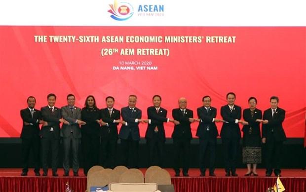 越南为第26届东盟经济部长非正式会议所作出的周密准备获国际社会高度评价 hinh anh 1