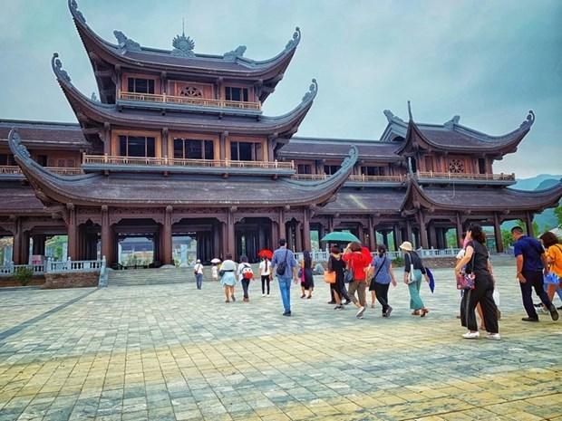 新冠肺炎疫情对越南旅游业造成冲击 hinh anh 1