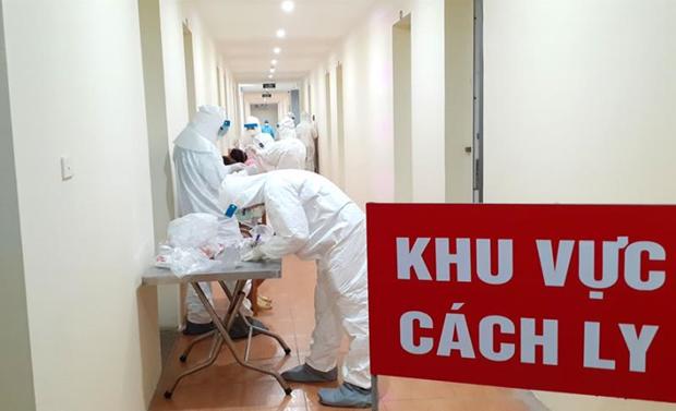 新冠肺炎疫情:越南确诊第35例新冠肺炎确诊病例 hinh anh 1